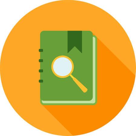 Research, medical, lab icon. Ilustração