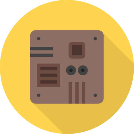 Motherboard computer circuit