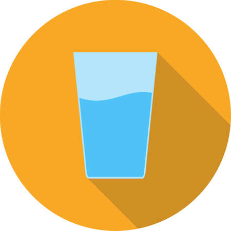 Water Glasses Icon