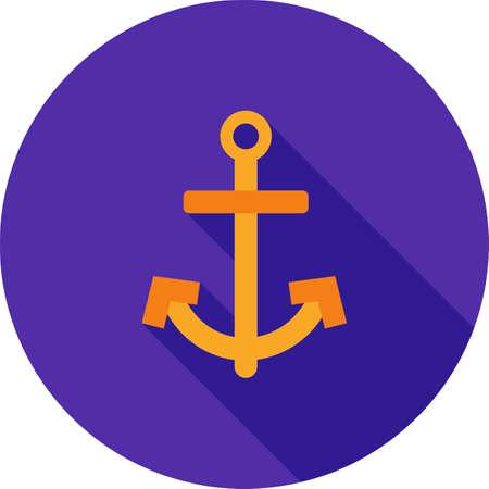 Anchor icon  イラスト・ベクター素材