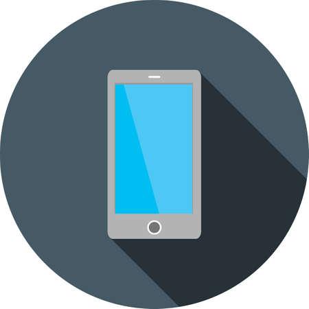 Phone, smart, mobile Vettoriali