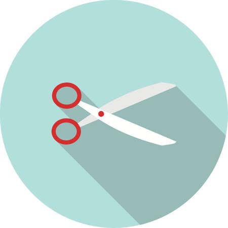 Scissors, hair, cut