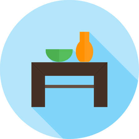 Decoration Table Icon