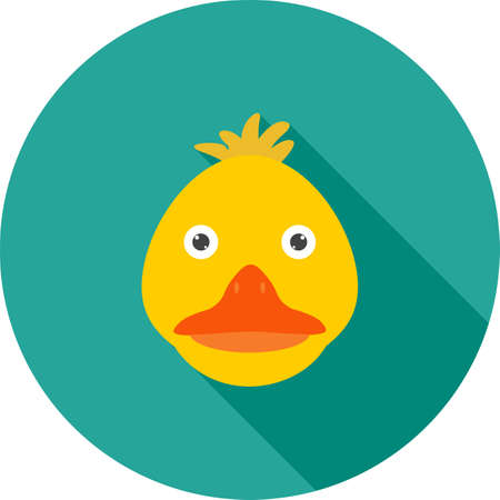 Duckling Face icon