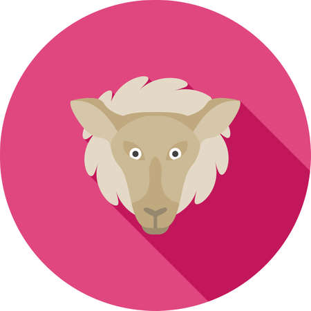 Lamb Face icon