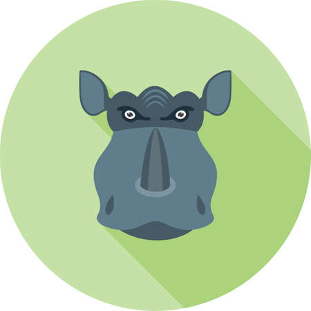 Rhino Face icon