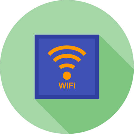 WiFi Sign icon