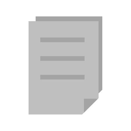 Two files Icon Ilustrace