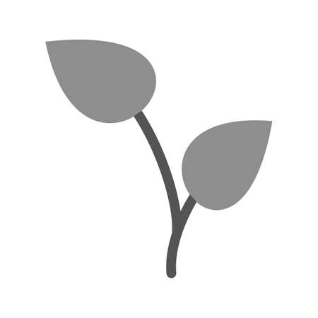 Growing Plant Icon 向量圖像