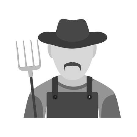Farmer, corn, agriculture