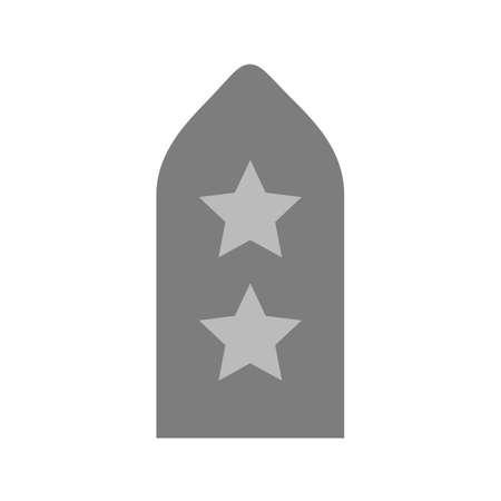 Badge I Icon Illustration