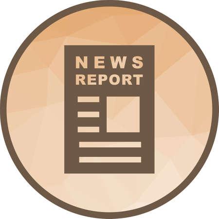 News Report icon