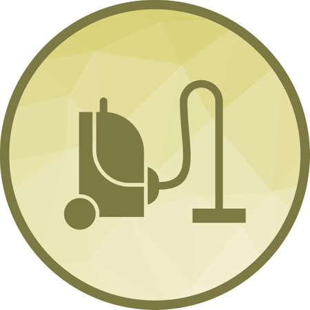 Vacuum Cleaner icon Çizim
