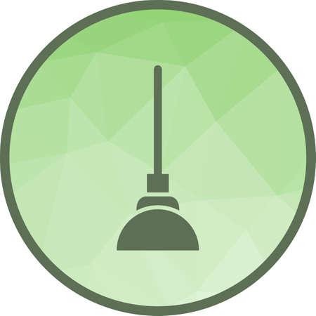 Bathroom Pump icon Illustration