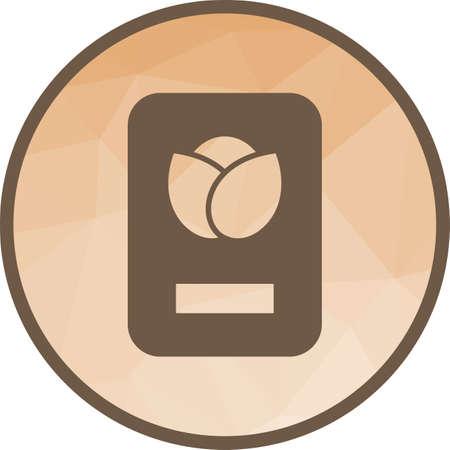 Furnace icon Stock Illustratie