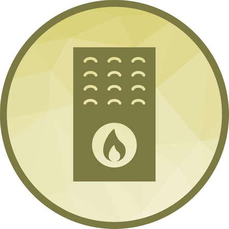 Gas Furnace icon