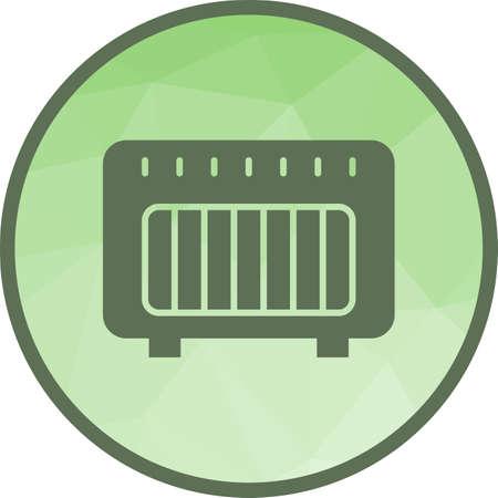 Gas Heater icon