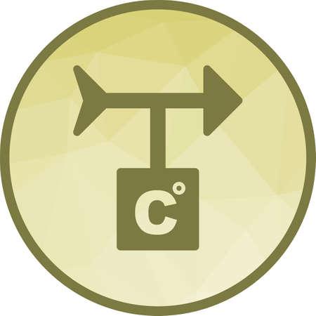 Wetterstation Symbol