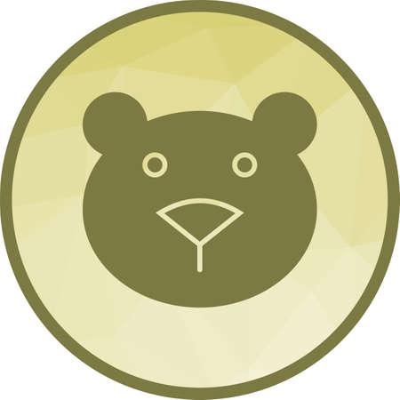 Bear, cub, polar