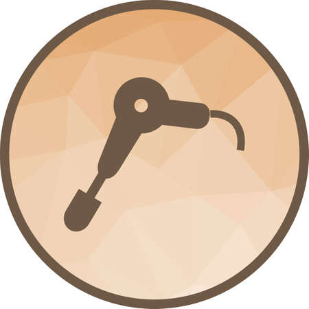 Mixer, cooking icon