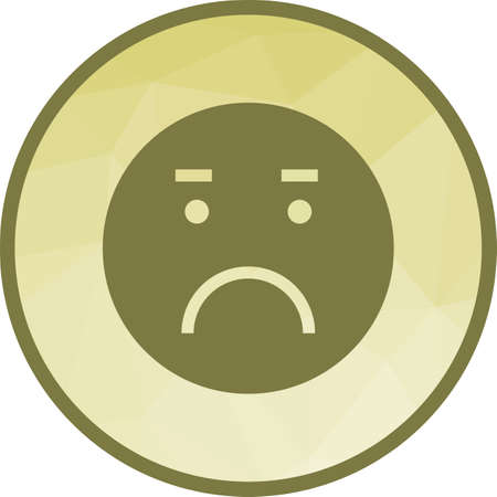 Worried, sad, upset