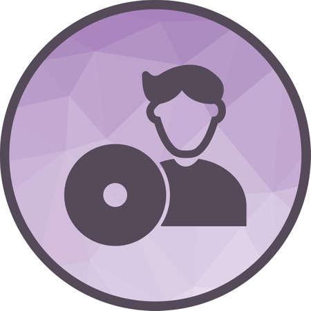 Icono de ingeniero de software