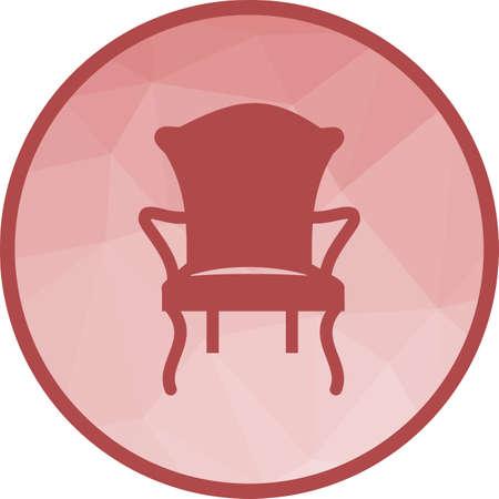 Comfortable Chair Icon