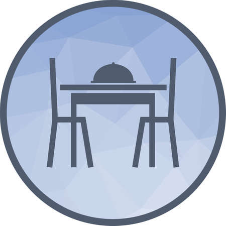 Dining Table I Illustration