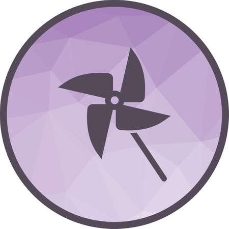 Toy Fan Icon