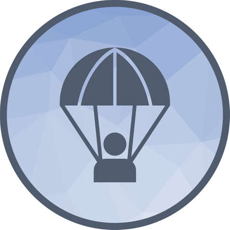 Parachuter, skydiving, sport