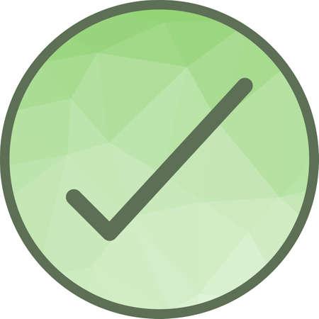 Tick, Checklist Icon