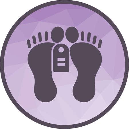 Dead Person Icon