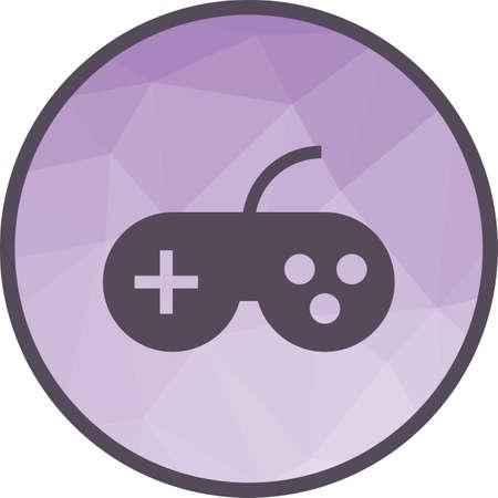 Joystick, video, game