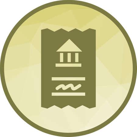 Bank Draft Icon