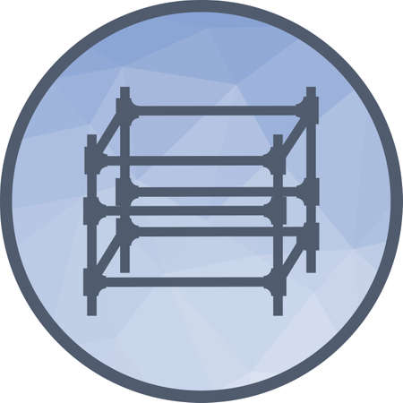 Scaffolding, steel, engineering