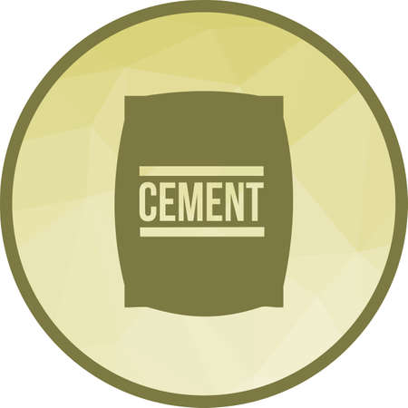 Cement Bag Icon