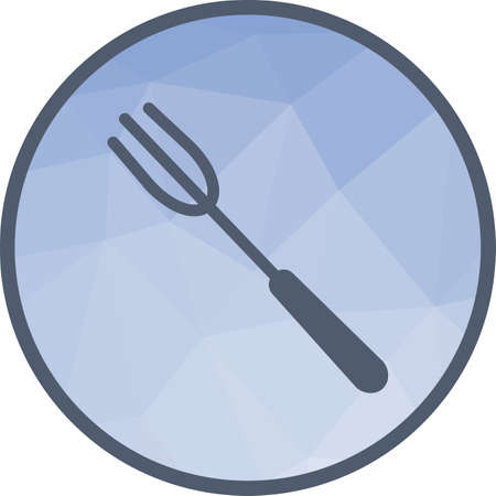 Dining Fork Icon