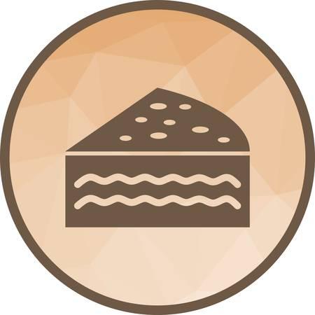 Chocolate fudge cake Çizim