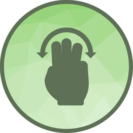 Three Fingers Rotate
