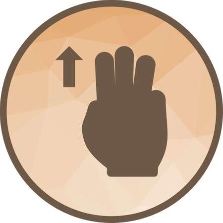 Three Fingers Down