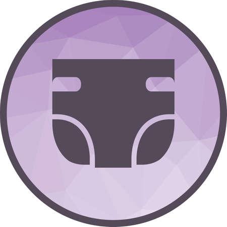 Diaper I Icon