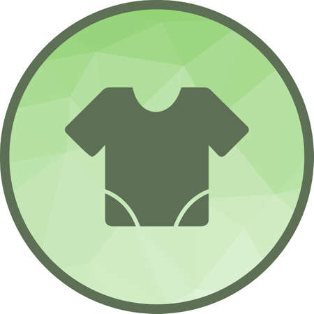 Baby Shirt Icon