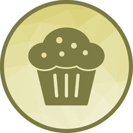 Muffin, pastry, sweet