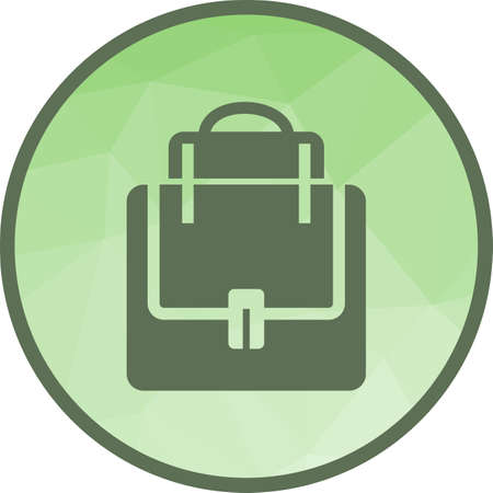 Bagpack, travel, hiking icon vector image. Can also be used for camping. Suitable for web apps, mobile apps and print media.