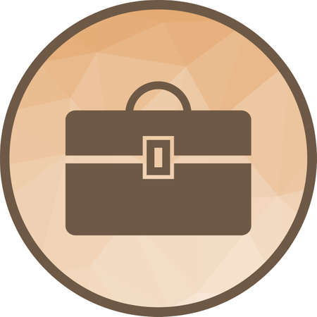 Business, walking, briefcase icon vector image. Can also be used for office. Suitable for use on web apps, mobile apps and print media.
