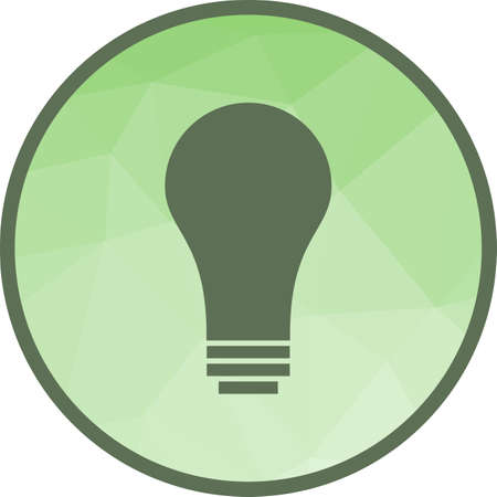 Bulb, light, electricity icon vector image.Can also be used for office. Suitable for mobile apps, web apps and print media.