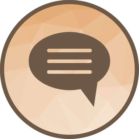 Chat, sms, bubble icon vector image. Can also be used for office. Suitable for use on web apps, mobile apps and print media.