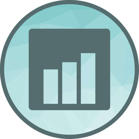 Assessment, business, text icon vector image. Can also be used for material design. Suitable for use on web apps, mobile apps and print media. 向量圖像