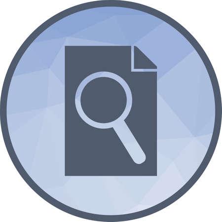 Stampante, anteprima, immagine vettoriale icona report. Può essere utilizzato anche per la modifica del testo. Adatto per app mobili, app Web e supporti di stampa.