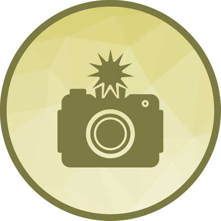Camera, photo, click icon vector image. Can also be used for photography. Suitable for use on web apps, mobile apps and print media.
